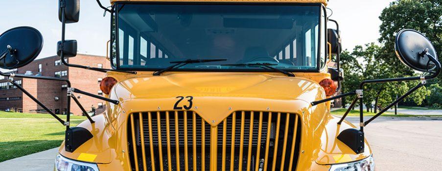 Rozkład jazdy autobusu szkolnego