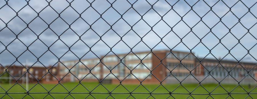 Szkoła zamknięta do odwołania