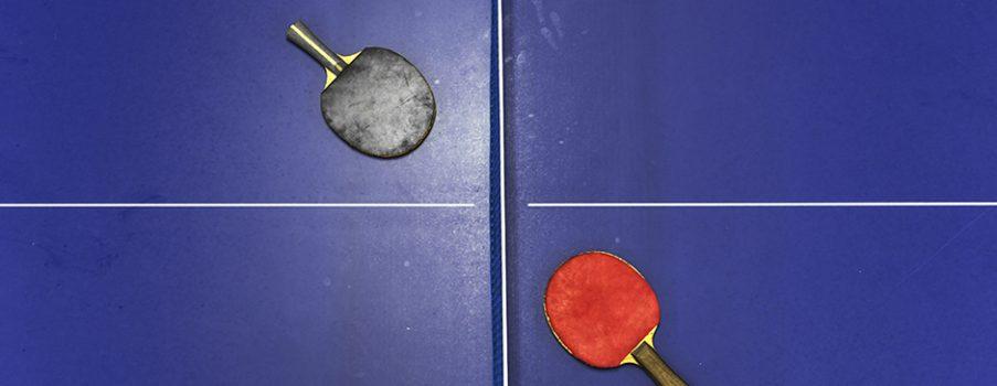 Mistrzynie Powiatu w tenisie stołowym