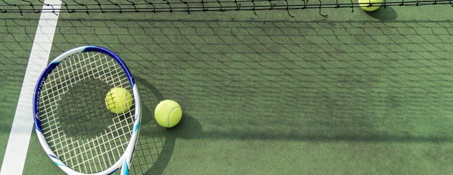 Złoci tenisiści