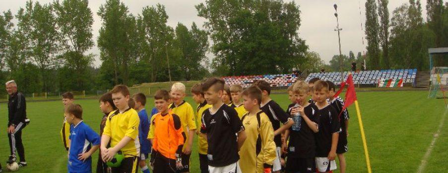 Turniej piłki nożnej klasy IV